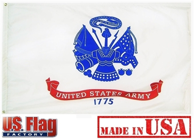 4' x 6' Army Flag - Nylon