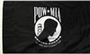 4' x 6'   POW-MIA Flag - Nylon - Double Faced