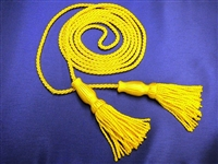 Cord and Tassel for Indoor Flag Presentation Set