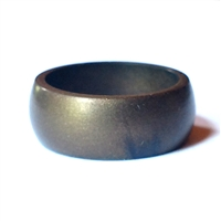 "AKTYVUSâ""¢Bronze Men's Silicone Wedding Band"
