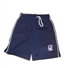 UNISEX YOUTH NAVY ATHLETIC SHORT