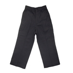 UNISEX PANT NAVY WITH ADJUSTABLE WAIST