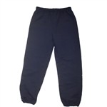 UNISEX ADULT SWEATPANTS NAVY