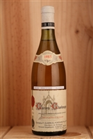 1985 Domaine Dubreuil-Fontaine Pere et Fils Corton Charlemagne Grand Cru, 750ml