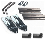 Happijac Frame Mount Tiedown Kit - FT-CG07S: 07-10 Chev/GMC Silverado/Sierra (New Body Style - except extended cab) | 182905