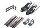 Happijac Frame Mount Tiedown Kit - FT-UT9: 88-00 Chev/GMC C/K Series (Old Body Style) 94-02 Dodge Ram (except 2002 Ram 1500) 08-10 Ford F450 Super Duty 97-10 Ford F250/350 Super Duty 80-96 Ford F Series (all) | 182910