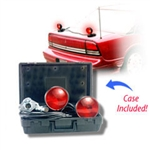 Magnetic Base Towing Lights w/ 20' Harness | 2120
