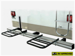 Swagman | Platform Style RV Bumper Mount 2 Bike Carrier | 80605