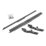 BullDog Gooseneck Rail Kit | 2011 -2013 Chevrolet / GMC 2500HD & 3500 (Open Product Page For Fit Specs) | BD-4456