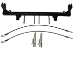 Blue Ox Acclaim 5,000 lb Tow Bar Complete Tow Package*