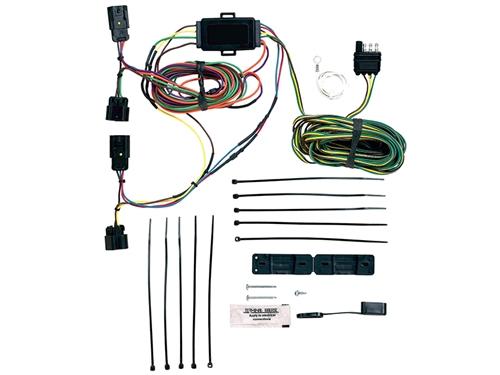 blue ox bx88276 ez light wiring harness pollak wiring harness blue ox wiring harness #22