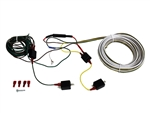 Blue Ox BX88334 Wiring Kit Incl. 4 Diodes w/50 OHM Resistor Works w/Vehicles That Have Mulitiplex Wiring Wiring Kit