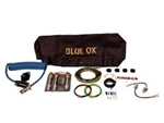 Blue Ox 7 to 6 Towing Wiring Kit 4 Diodes with 50 OHM Resistor