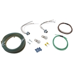 Blue Ox BX8869 Bulb & Socket Tail Lght Wiring Kit