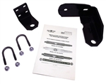 Safe-T-Plus Mounting Bracket - 1989-1999 Ford F53 Under 30' | F-53K2_UND30