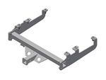 "B&W 16K HD Receiver Hitch 1999-2010 Ford Cab & Chassis 34"" Frame (5 1/2"" Drop)"