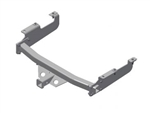 "B&W 16K Heavy Duty Receiver Hitch 2001-2010 Chevrolet/GMC 3/4 & 1 Ton HD Long Bed Trucks with 10"" step bumper"