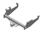 "B&W 16K HD Receiver Hitch 1973-1987 Chevrolet/GMC 1500, 2500, & 3500 Long Bed Trucks with 10"" step bumper"