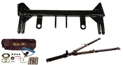 Blue Ox BX1002 Acura Integra 1988-1989 Complete RV Towing Package With Avail Towbar