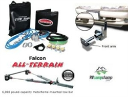 Acura TL 04-06 | Roadmaster Falcon All-Terrain Tow Bar Package | RM-CTP-FALCON-AT_521554-1