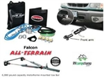 Nissan FRONTIER 05-12 | Roadmaster Falcon All-Terrain Tow Bar Package | RM-CTP-FALCON-AT_344-3A _ B