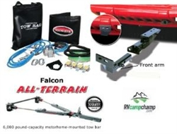 Acura RL 00-04 | Roadmaster Falcon All-Terrain Tow Bar Package | RM-CTP-FALCON-AT_1552-1