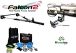 SUBARU XV CROSSTREK 2013-2014 | Roadmaster Falcon 2 Tow Bar Package | RM-CTP-FALCON2_52922-1A_B