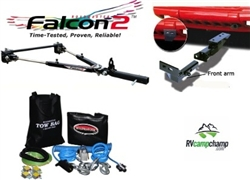 Acura RL 00-04 | Roadmaster Falcon 2 Tow Bar Package | RM-CTP-Falcon2_1552-1