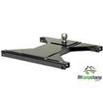 PullRite Super 5th | Gooseneck Hitch Adaptor | 18K | PR-3335