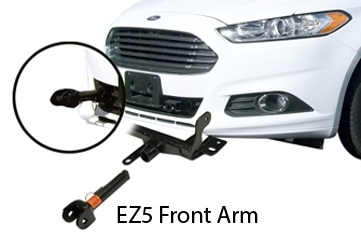 Ford FUSION 13-14  Roadmaster Tow Bar Base Plate - EZ 4/5