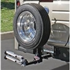 "Roadmaster Spare Tire Carrier for Your Motorhome w/ 2"" Receiver Opening - 2"" Hitches"