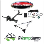 Roadmaster 10K BlackHawk 2 All Terrain Safe & Easy Tow Package