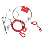 Readybrake RS-5000 Readystop Towed Vehicle Emergency Break-Away Kit