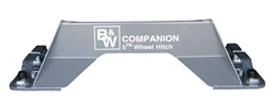 B&W Hitches Companion OEM 5Th Wheel Hitch - Fits Ford Puck System RVB3300
