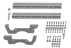 B&W Hitches RVK2601 Ram 2500 & Ram 3500 Customer Bracket Kit With Rails