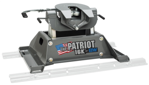 B W Hitch 16k Rail Mounted Patriot 5th Wheel Hitch Rvk3200