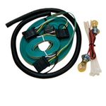 Roadmaster Universal Bulb & Socket Tail Light Wiring Kit | 155