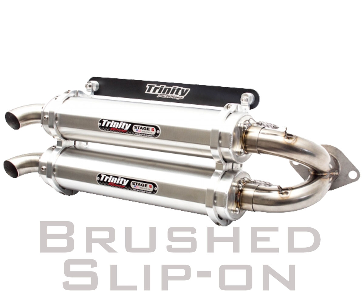 TRINITY XP 1000 EXHAUST