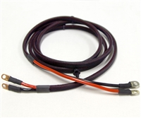 4-Seat Battery to Bus bar Wiring Kit