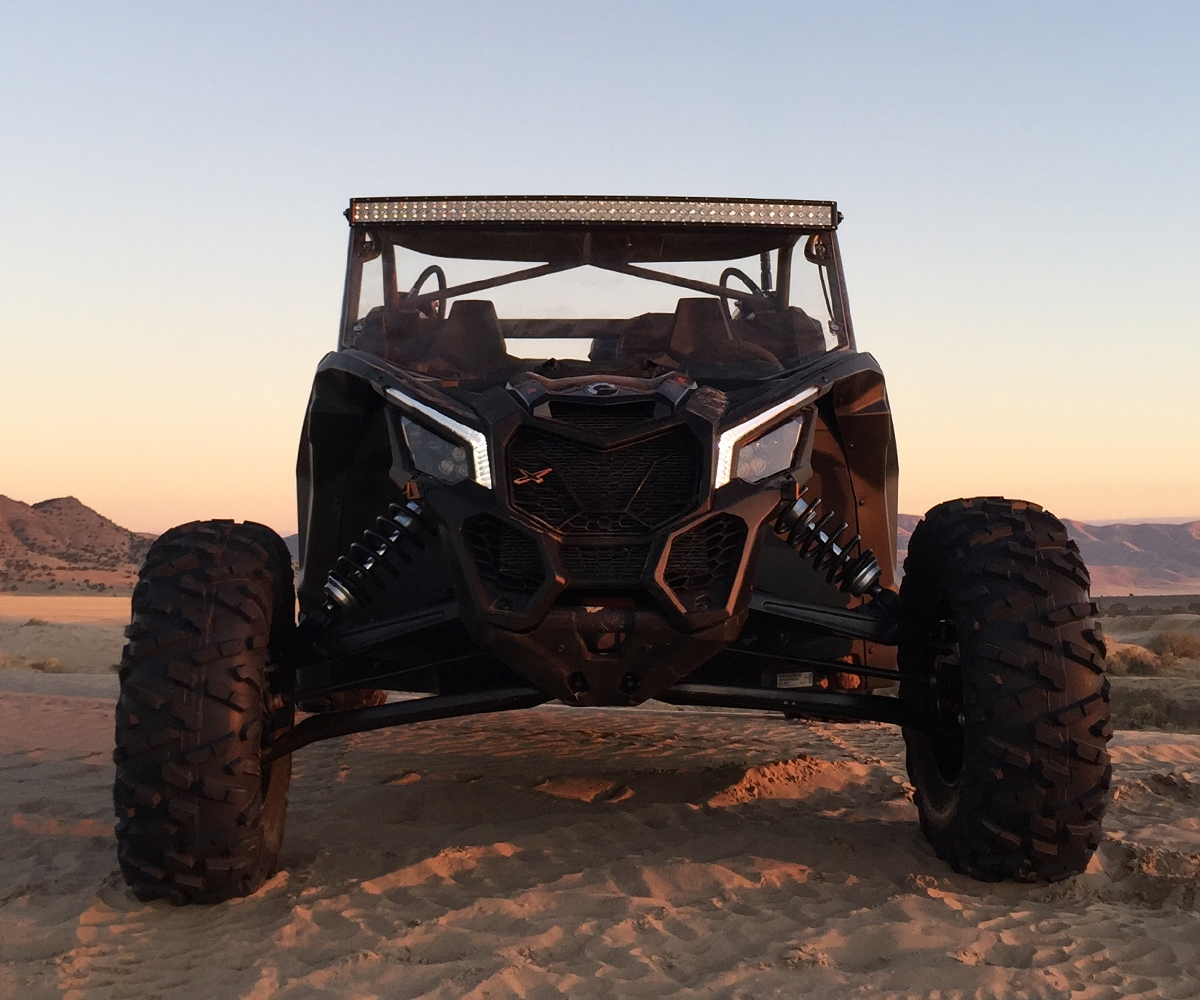 Can Am Maverick X3 Trucker Cage Vent Racing Technologies