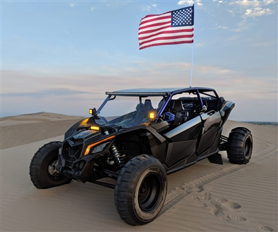 Can-Am Maverick Max X3 Trucker Cage