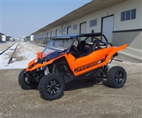yxz Coupe Cage