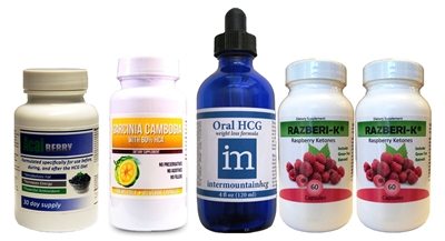 HCG Diet Ultimate Kit