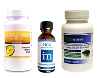HCG Diet Starter Kit with Pellets