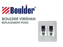 Boulder Viridian - Replacement Cartridges