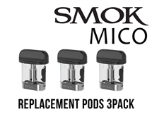 Smok Mico Replacement Pods