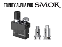 Smok Trinity Alpha Replacement Pod