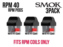 Smok RPM 40 - RPM Pods 3 Pack