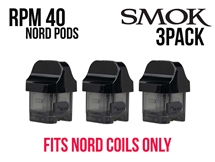 Smok RPM 40 - Nord Pods 3 Pack