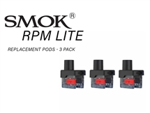 Smok RPM Lite - Replacement Pods - 3 Pack